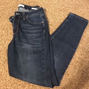"Vintage America ""Boho Skinny"" Jeans size 6"